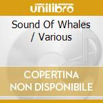 The sound of whales cd musicale di Artisti Vari