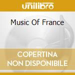 The most popular music of france cd musicale di Artisti Vari
