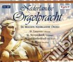 Lo splendore degli organi olandesi cd musicale di Miscellanee