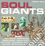 Giants Of Soul 3 cd musicale di Artisti Vari