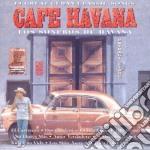 Cafe havana 1 cd musicale di Artisti Vari