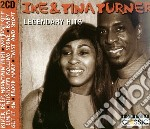 Ike And Tina Turner - Legendary Hits 2cd cd musicale di Tina Turner