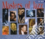 Masters of jazz cd musicale di Artisti Vari