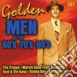 Golden Men Of The 60's 70's 80's Vol.1 cd musicale di Artisti Vari