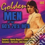 Golden Men Of The 60's 70's 80's Vol.2 cd musicale di Artisti Vari