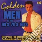 Golden Men Of The 60's 70's 80's Vol.3 cd musicale di Artisti Vari