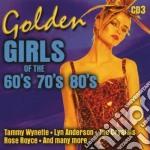 Golden girls 60/70/80 cd3 cd musicale di Artisti Vari