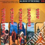 All music of the world cd musicale di Artisti Vari