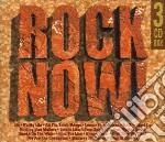 Rock now cd musicale di Artisti Vari