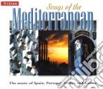 Songs Of The Mediterranean 3cd Box cd musicale di Artisti Vari