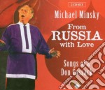 From russia with love - songs of a don c cd musicale di Miscellanee