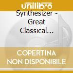 Synthesizer 1 cd musicale di Artisti Vari