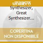 Synthesizer 3 cd musicale di Artisti Vari