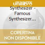 Synthesizer 4 cd musicale di Artisti Vari