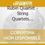 String quartets cd musicale di Bartok