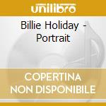 Portrait cd musicale di Billy Holiday