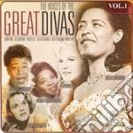 Great Divas Vol 1 cd musicale di Artisti Vari