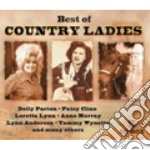 Best of country ladies cd musicale di Artisti Vari