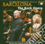 Barcelona the rock opera cd musicale di Miscellanee
