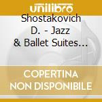 Jazz e ballet suites film music cd musicale