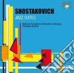 Sciostakovic Dmitri - Jazz Suites cd musicale
