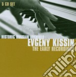 Kissin: historic russian archives - the cd musicale di Miscellanee