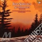 Integrale delle sinfonie cd musicale di Sibelius