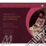 Les mamelles de tiresias cd musicale di Fran�is Poulenc
