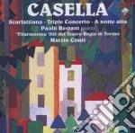 Scarlattiana cd musicale di Casella