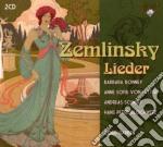 Lieder cd musicale di Alexander Zemlinsky