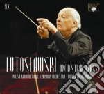 Orchestral works cd musicale di Witold Lutoslawski