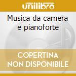 Musica da camera e pianoforte cd musicale di Germaine Tailleferre