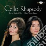 Cello rhapsody cd musicale di Miscellanee