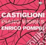Piano works cd musicale di Niccolo' Castiglioni