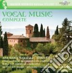 Complete vocal music cd musicale di Joaqu-n Rodrigo