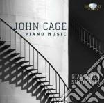 Piano works cd musicale di John Cage