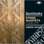 String quartets cd musicale di Alexander Zemlinsky