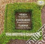 Verdi Giuseppe - String Quartets cd musicale di Giuseppe Verdi