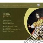 Judith cd musicale di Serov alexander niko