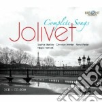 Complete songs cd musicale di Andr+ Jolivet