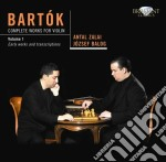 Complete works for violin vol. 1 cd musicale di Bela Bartok