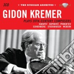 Kremer plays 20th century composers cd musicale di Miscellanee