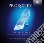 Prokofiev - Ballet Suites cd musicale di Sergei Prokofiev