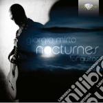 Nocturnes (notturni per chitarra) cd musicale di Miscellanee