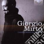 Mirto Giorgio - Opere Da Camera Per Chitarra cd musicale di Giorgio Mirto