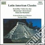 Latin american classics cd musicale di Miscellanee