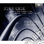 Musica per pianoforte vol.4 cd musicale di John Cage