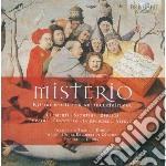 Misterio cd musicale di Miscellanee