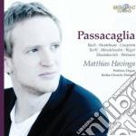 Passacaglia cd musicale di Miscellanee