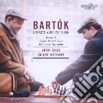 Integrale delle opere per violino, vol.2 cd musicale di Bela Bartok